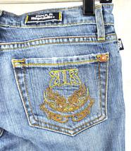 Rock & Republic Roth Electrolyte Blue Jeans 26 USA 6514 Womens - $34.55
