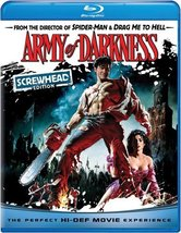 Army of Darkness (Screwhead Edition) [Blu-ray] (1993)