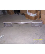 1991 BROUGHAM HEADER PANEL GRILL HEADLIGHT SUPPORT OEM USED CADILLAC FLE... - $420.75