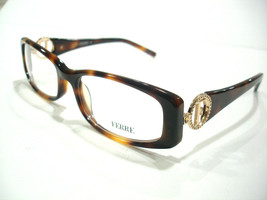 Gianfranco Ferre Eyeglasses GF 32903 Brown Authentic 52-17-135 - $84.11
