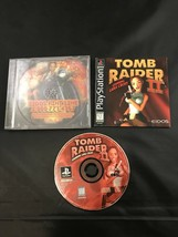 Tomb Raider II Starring Lara Croft (Sony PlayStation 1, 1997) - $16.99