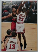 1997-98 MICHAEL JORDAN Upper Deck Basketball Card - $5.00