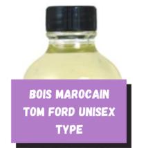 Bois Marocain (Unisex) Type Fragrance Body Oil - $8.41+