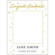 Gold White Class of 2018 Signature Keepsake Congratulations Graduate Pos... - £11.63 GBP
