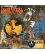 Bbc Sound Effects 13: Death & Horror / Various [Vinyl] Various Artists - $35.23