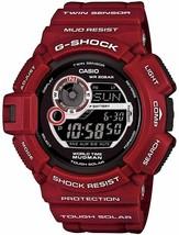 Casio G-Shock G9300RD-4 Master of G Series Designer Watch - Red/Black - $494.01
