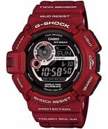 Casio G-Shock G9300RD-4 Master of G Series Designer Watch - Red/Black - $450.00