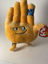 TY Beanie Baby - The Emoji Movie - HI 5 (6 inch) - MWMTs Stuffed Animal Toy - $10.89