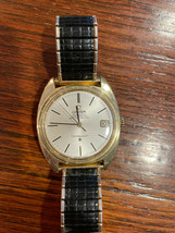 Vintage Omega Constellation 168.017 CAL .564 24J Auto Date Watch - $1,113.75