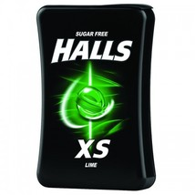 Halls XS Sugar-Free Candy Lime Flavoured 15 G. ... - $17.64