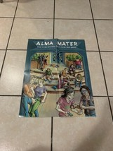 """Alma Mater TSR High School Role Playing Game Promo Poster 22""""x17"""" RARE  - $74.20"""