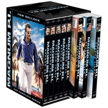 Magnum p.i. the complete series season 1 8  dvd 2013 42 disc  1 2 3 4 5 6 7 8 pi thumb200