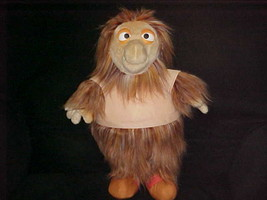 "18"" Fraggle Rock Gorg Plush Stuffed Doll By Manhattan Toy 2010 Rare - $140.24"