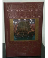The Difference Engine by William Gibson and Bruce Sterling - Signed 1st Hb. Edn. - $48.38