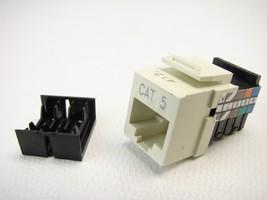 Panduit NKUSBAAWH Netkey USB 2.0 Female A To Female A Coupler Module  b176