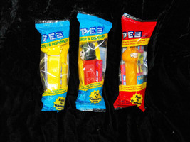 Pez Lot Peanuts Woodstock & Lucy And Garfield New a few years old - $24.99