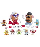 Mr Potato Head Disney Toy Story 4 Andy's Playroom Potato Pack Toy - $59.99