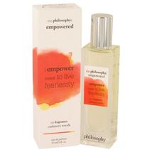 Philosophy Empowered by Philosophy Eau De Parfum Spray 1 oz - $27.87