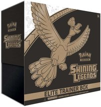 Pokemon Shining Legends Elite Trainer Box Collectible Cards Standard - $42.09