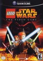 Lego Star Wars The Video Game - Gamecube - $7.99