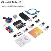 MakerFocus Micro:bit Tinker Kit Without Micro:bit Board, Include Micro:b... - $36.50
