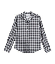 Frank & Eileen Barry Plaid Shirt Size XS Button Down Cotton Long Sleeve NEW - $83.22
