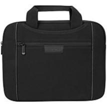 Targus Slipskin TSS981GL Carrying Case (Sleeve) for 12.1 Notebook - Black - Neop - $29.00