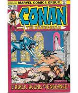 Conan The Barbarian Comic Book #20 Marvel Comics 1972 VERY FINE- - $29.91