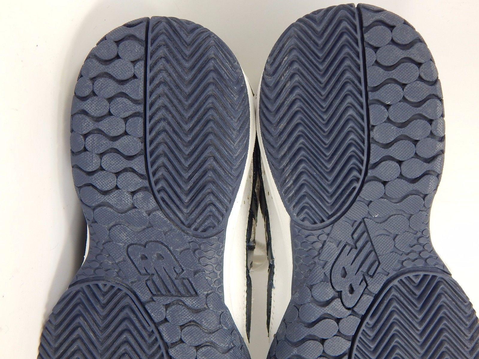 New Balance 786 Junior's Boy's Youth Shoes Size 1 Y (M) EU 32.5 White KC786WNY