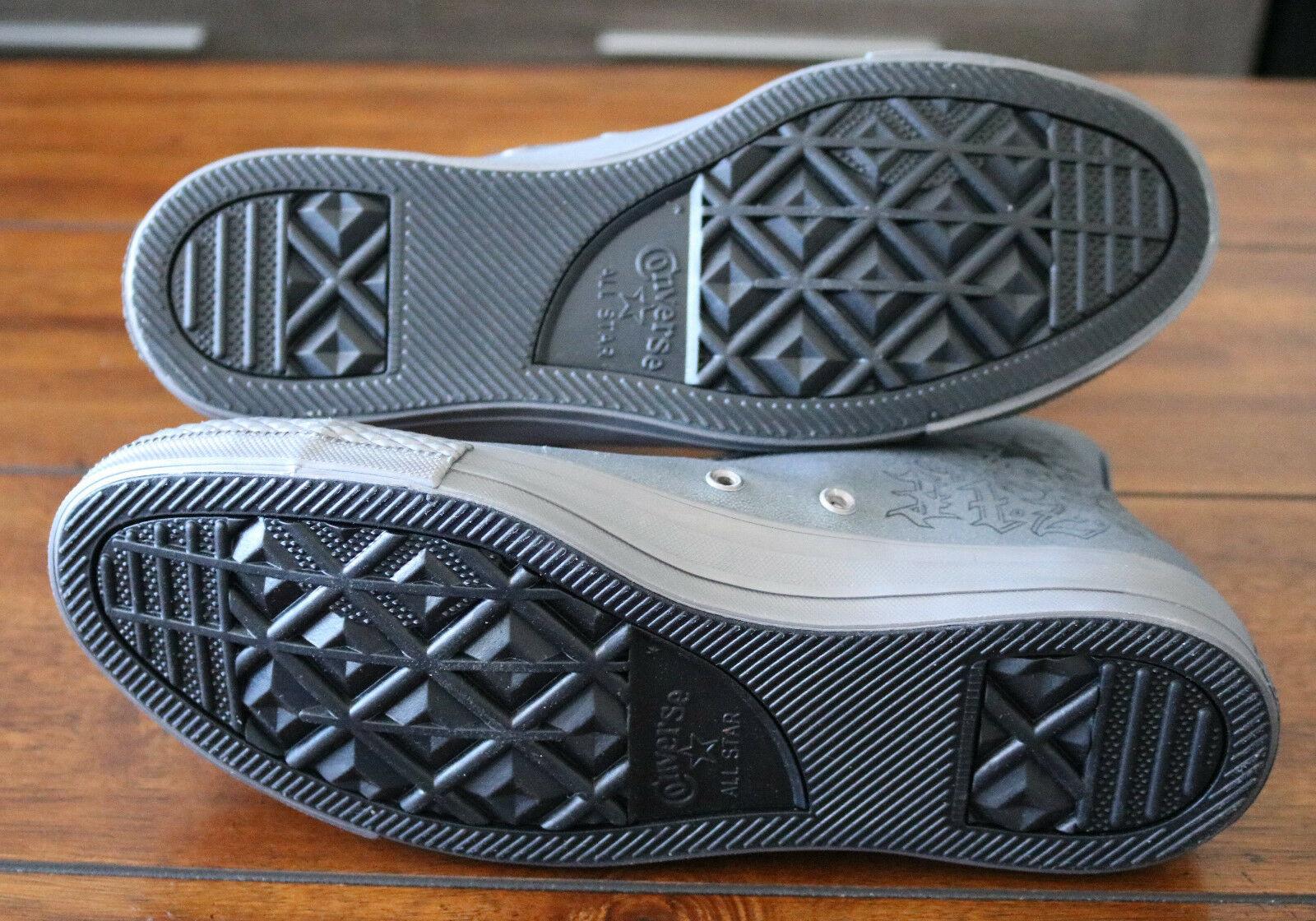 Converse Men's CTAS HI Gunmetal Chi City Chicago Sizes US 8 - 9 156456C Unisex