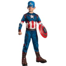 Boy's Captain America Costume - $14.95