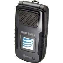 Samsung Rugby SGH A837 Black At&t Rugged 3g PTT GPS Cell Phone - $117.81