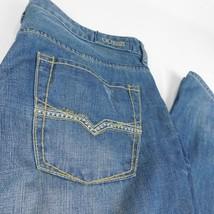 Guess Jeans Men Distressed Denim Blue Jeans Pants W 36 L 34 - $33.99