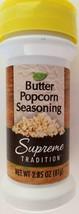 Butter Popcorn Seasonings 2.85 oz Shaker - $2.47