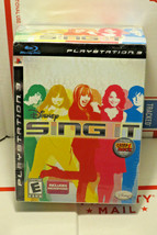 Brand New Disney Sing It PS3 Game & Microphone - $6.80