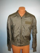 SUMMER AIR FORCE FLYERS COAT JACKET CWU-36/P LARGE ITEM# Y1 - $69.25