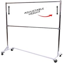 Industrial Strength Adjustable Height Z Rack Portable Closet (63 in. W x... - $115.99
