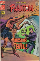 The Phantom Comic Book #54 Charlton Comics 1973 VERY FINE+ - $17.34