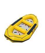 BRIS 1.2mm 12ft Inflatable White Water River Raft Inflatable Boat Floati... - $1,149.00