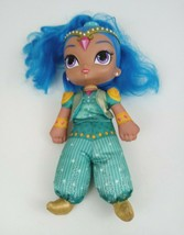 """2016 Fisher Price Shimmer And Shine Bedtime Wishes Shine Genie Talking 11""""Doll - $14.49"""