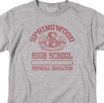A Nightmare On Elm Street Original Springwood High School Retro 80's WBM625 image 3
