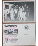 Lot of 2 RAMONES 3 Classic Albums 2018 Rhino Entertainment Promo Postca... - $3.95
