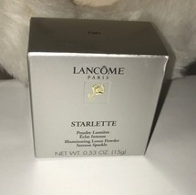 STARLETTE Illuminating Loose Powder by Lancome 0.53 oz /12g NEW IN BOX - $52.80