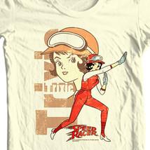 Trixie Speed Racer t-shirt retro anime cartoons 100% cotton graphic tee SPD136 image 1