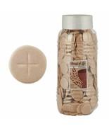 1000 PCS - Bread Of Life Altar Bread Wheat Hosts, 1 1/8 Inch - $29.45