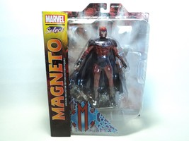 Marvel Diamond Select! New Magneto Action Figure! Collector Edition! - $36.53