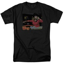 Star Trek Uhura T-shirt original cast member retro Sci-Fi graphic tee CBS208 image 1