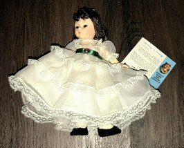 Madam Alexander Scarlette Doll With Tags And Box 425 - $39.60