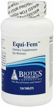 Biotics Research Equi-Fem- Multi-Vitamin/Mineral Supplement for Women 12... - $49.98