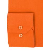 Berlioni Italy Men's Classic Standard Convertible Cuff Dress Shirt - 2XL image 4